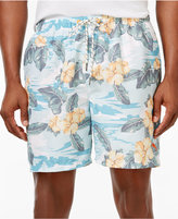 Tommy Bahama Men's Naples Camo Tiles Swim Shorts