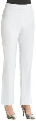 Alfred Dunner Women's Allure Slimming Missy Stretch Pants-Modern Fit