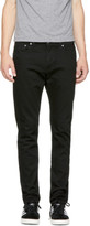 Levi's Levis Black 512 Slim Taper Fit Jeans