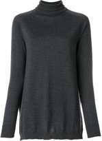 I'M Isola Marras fitted roll-neck sweater - women - Virgin Wool - M