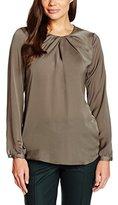 Seidensticker Schwarze Rose Women's Fashion-bluse 1/1-lang Regular Fit Blouse