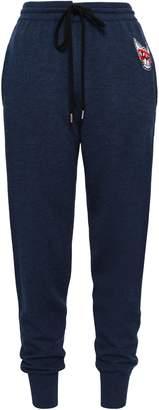 Markus Lupfer Intarsia Merino Wool Track Pants