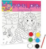Stephen Joseph Mermaid Canvas Painting Set