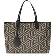 Gucci Reversible GG Caleido leather tote