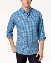 Tommy Bahama Men's Mazagan Checkered Pima Cotton Shirt