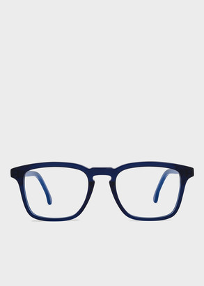 Paul Smith Deep Navy 'Anderson' Spectacles