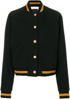 See by Chloe cropped bomber jacket