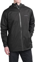 White Sierra Trabagon Rain Jacket - Waterproof (For Men)