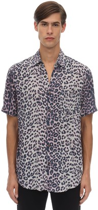 The People Vs Prarie Printed Rayon Stevie Shirt