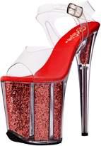 Pleaser USA Women's Flamingo 808G Platform Sandal Size 7 M