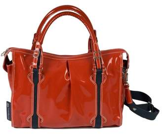 Little Company Dutch du01.05 Nappy Bag Tote Handbag, Colour: Red with Navy