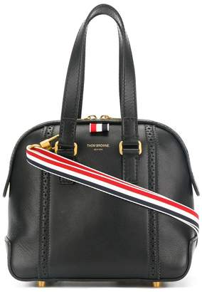 Thom Browne RWB STRAP BROGUED MRS. THOM MINI BAG