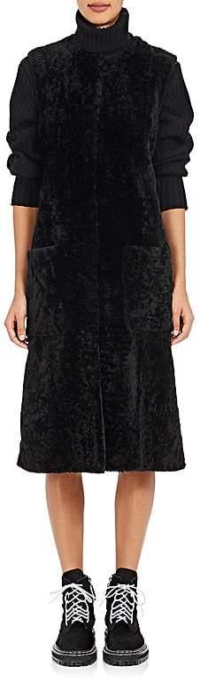 Proenza Schouler Women's Shearling Long Vest