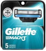 Gillette Mach3® Razor Blade Refills - 5ct