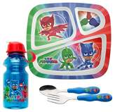 Zak Designs Entertainment 1® PJ Masks® Plastic Dinnerware 4pc