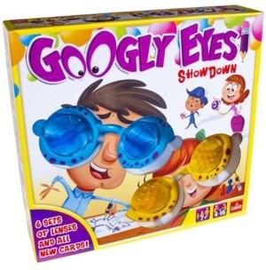 Goliath Googly Eyes Showdown