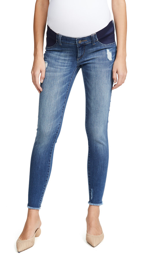 Thumbnail for your product : DL1961 Emma Power Legging Skinny Maternity Jeans