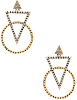 House Of Harlow Nadia Statement Earrings