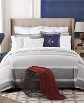 Tommy Hilfiger Woodford Reversible Stripe King Comforter Set Bedding