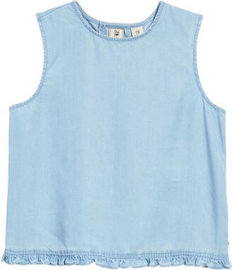 Scotch R'Belle Kids' Wrap Back Top