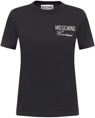 Moschino Slim-Fit T-Shirt