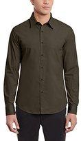 G Star Men's Core Long Sleeve Button Down Shirt