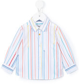 Paul Smith striped shirt - kids - Cotton - 12 mth