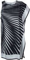 La Perla 'Op-Art' dress