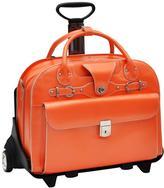 McKlein Roseville Italian Leather Laptop Case