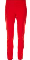 Jil Sander Slim-leg stretch cotton-blend trousers