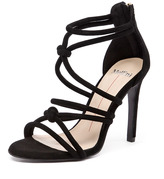 Mollini Lianey Black Suede