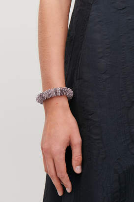 Cos ELASTIC BEADED BRACELET