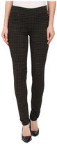 Liverpool Sienna Pull-On Leggings in Black Olive