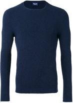 Drumohr crew neck top - men - Silk/Cotton/Cashmere - 48