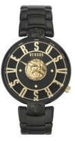 Thumbnail for your product : Versus By Versace Women's Lodovica Black Stainless Steel Bracelet Watch 39mm