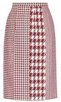 Oscar de la Renta Tweed skirt