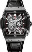 Hublot 601.NM.0173.LR Spirit of Big Bang titanium and alligator-leather watch