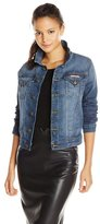 Hudson W702DMS Signature Jean Jacket In Tambourine