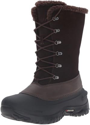 Baffin Women's Hannah Snow Boot Chocolate 6 M US