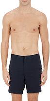 Everest Isles Men's Draupner Board Shorts-NAVY