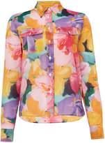 Lauren Ralph Lauren Courtenary roll sleeve shirt