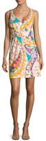 Trina Turk Rebecca Tweed Fit And Flare Dress