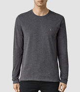 AllSaints Brace Long Sleeve Tonic Crew T-Shirt