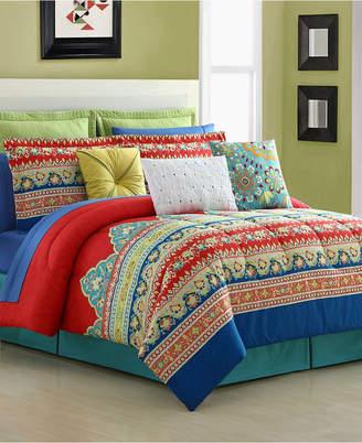 Fiesta Mariposa 3-Piece Twin Comforter Set Bedding