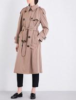 Burberry Haughton cotton trench coat
