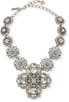 Oscar de la Renta Crystal Statement Necklace