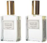 Mullein & Sparrow Mini Body Oil Duo Gift Set