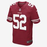 Nike NFL San Francisco 49ers Elite Jersey (Patrick Willis) Men's Football Jersey