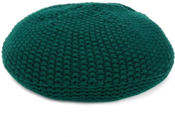 1ed99a24c Ma'ry'ya chunky knit beret hat