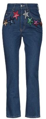 ATTICO Denim trousers